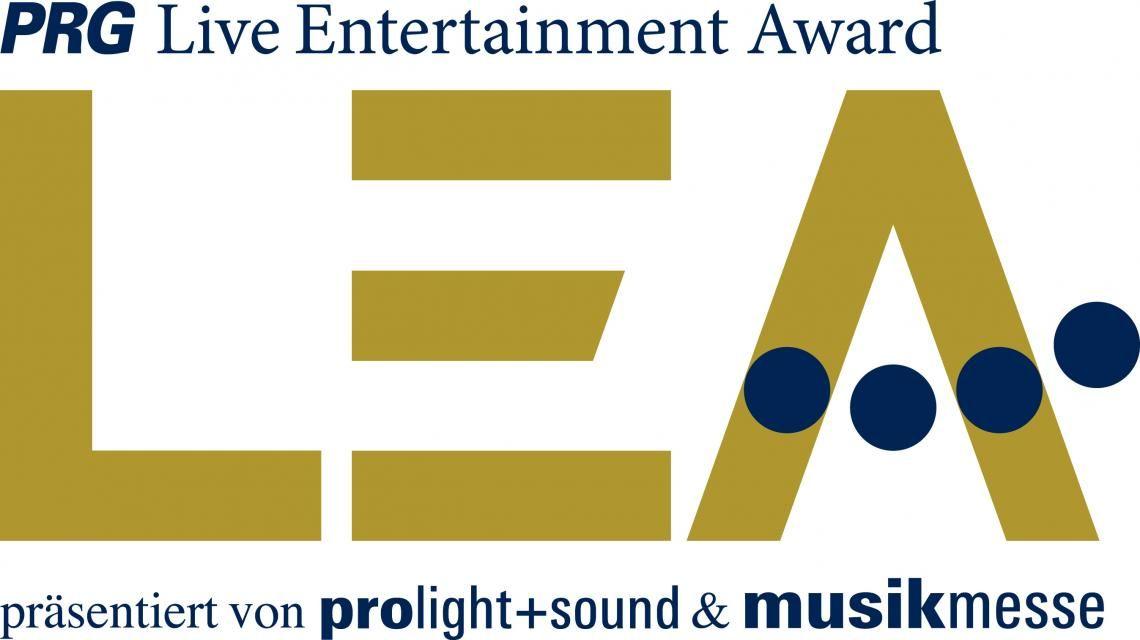 11. PRG Live Entertainment Award: Die ersten Nominierungen stehen fest