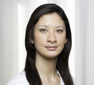 Glücklich im Traumjob: Stipendiatin Christina Su Lin Schroer