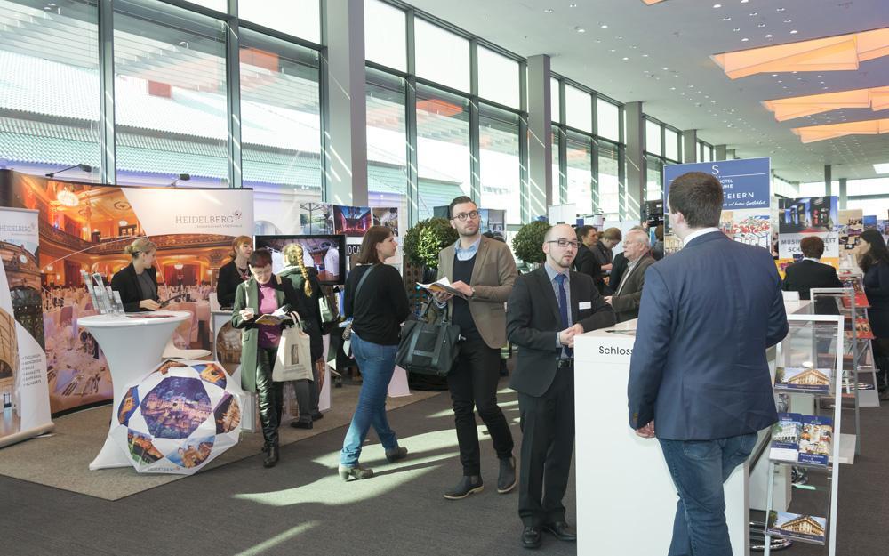 8. LOCATIONS Rhein-Neckar zieht positive Bilanz - LOCATIONS-Messen sind der wichtigste regionale Branchentreff