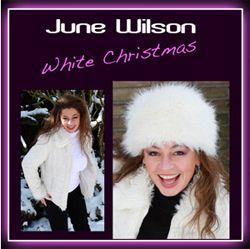 June Wilson, eine Weihnachtsshow in der Lametta Edition
