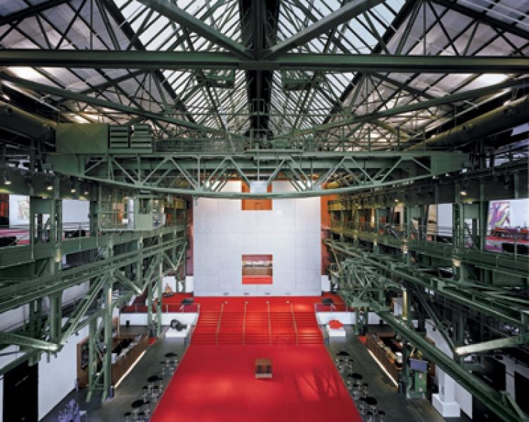 Colosseum Theater - Eventlocation mit Industrie-Charme