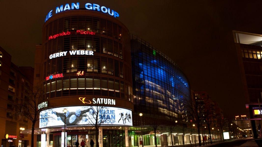 Berliner Stage Bluemax Theater - stylish, futuristisch & modern