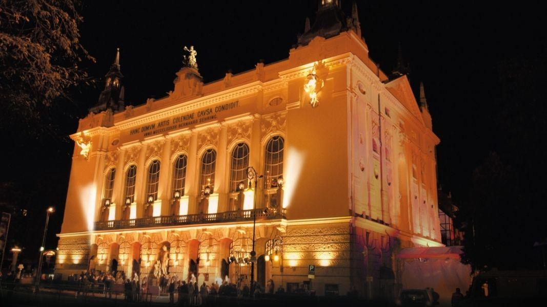Stage Theater des Westens: Ein Prunkstück im klassischen Berlin