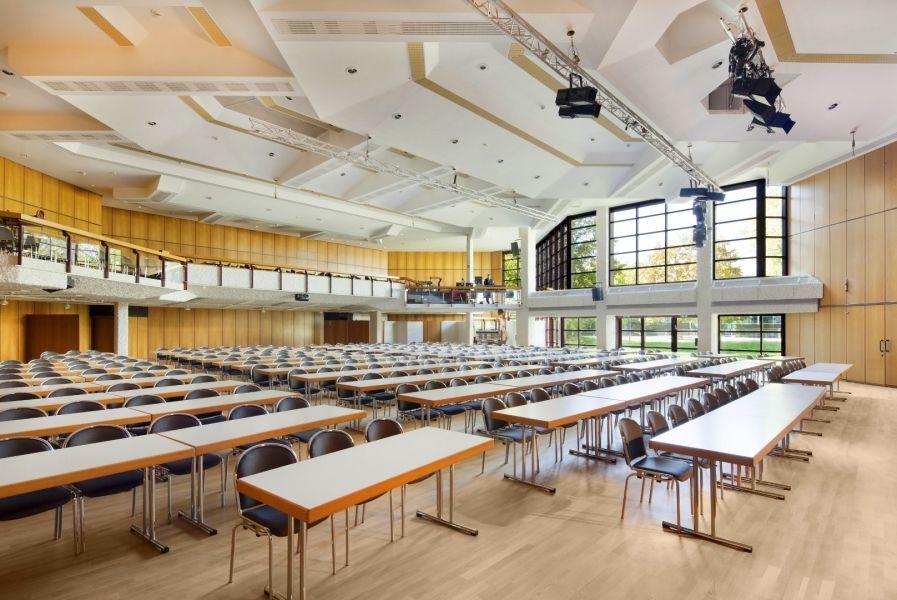 Filderhalle - Lichtdurchflutete Events in Stuttgart