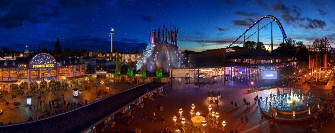 Der Europa-Park - Feiern von ganz klein bis ganz groß