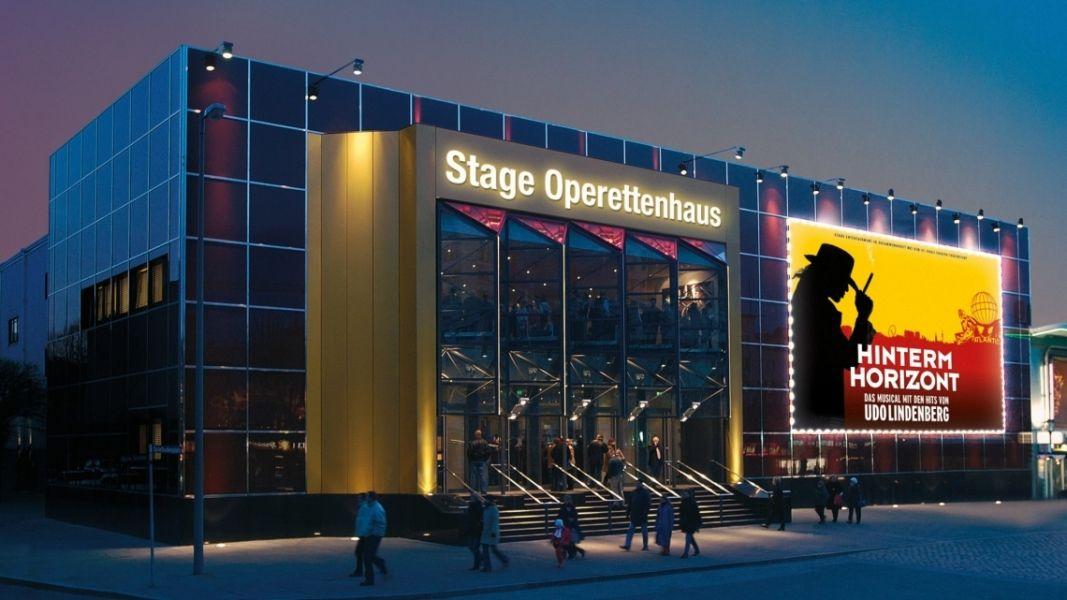 Das Stage Operettenhaus: Veranstaltungen direkt auf dem Kiez