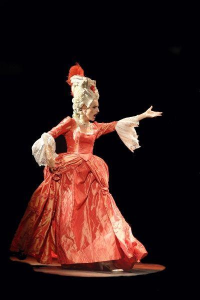 Annette Postel – stimmungsvolle Opernparodien