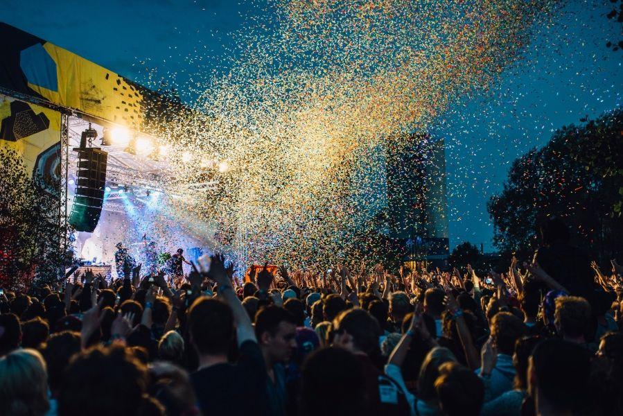 Die neuen Festival-Herausforderungen