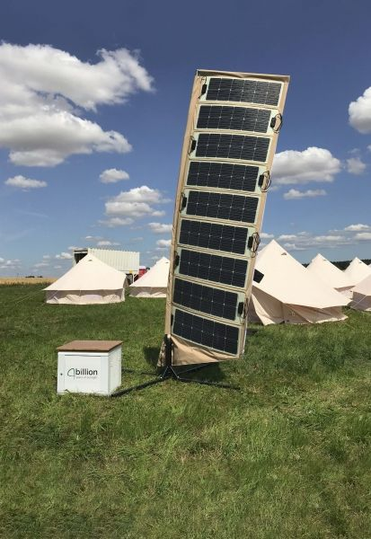 4billion – Erneuerbare Energien auf Festivals