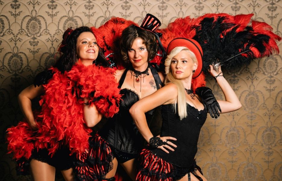 The Galores –  Burlesque-Shows
