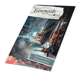 Eventmoods 2020-01: Firmenjubiläen & Weihnachtsfeiern