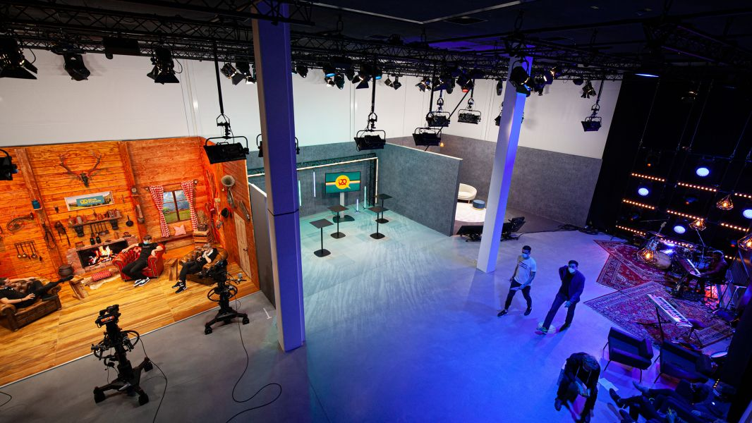 Digital-Live-Events mit Neumann & Müller Veranstaltungstechnik