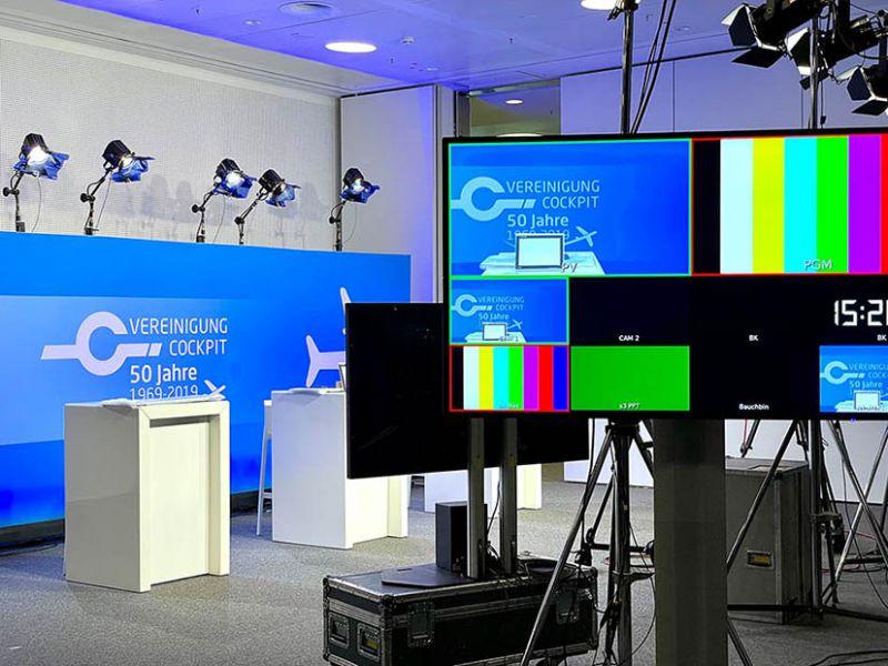 Komplettlösungen für digitale Veranstaltungen von Guest-One