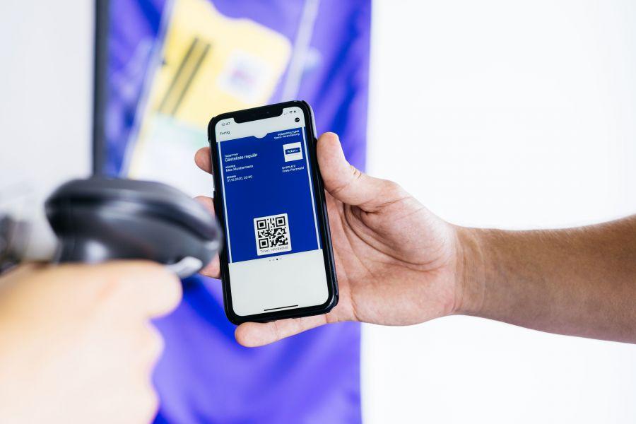 Corona-Schnelltests & digitale Tickets mit ticket.io