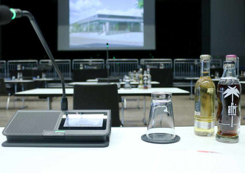 Stadthalle Troisdorf – Investitionen in Veranstaltungstechnik