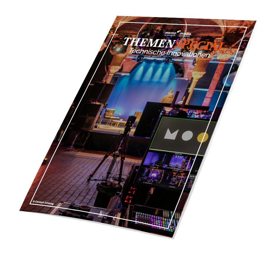 Themenspecial Veranstaltungstechnik  – Technik verleiht Flügel