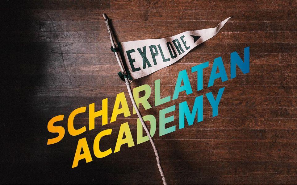 Rock the Screen & Rock the Stage mit der Scharlatan Academy!