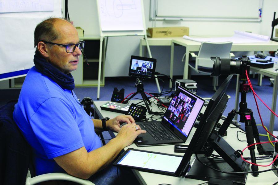 G+B Akademie für Medientechnik – GAHRENS + Battermann