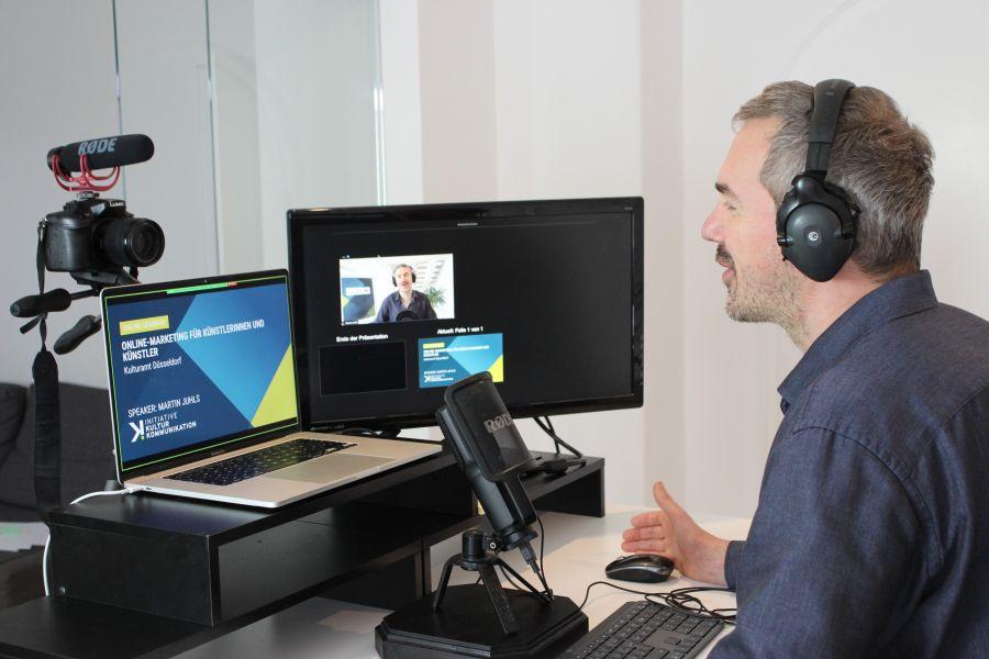 Initiative Kulturkommunikation – Digitale Marketingstrategien für den Eventsektor
