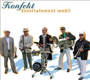 KONFEKT - entertainment mobil