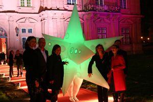 airDinger präsentiert die geheimnisvollen Glückssterne sternenGlück