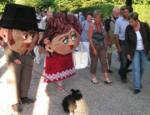 Das Scharniertheater präsentiert Gianno, Nanini & Pino