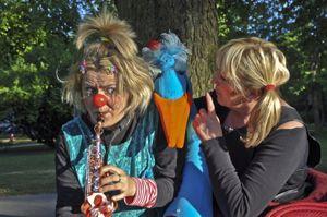 Clowntheater Lotte & Lotta