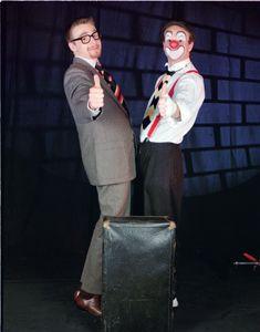 Mime und Clown Klaus Kreischer