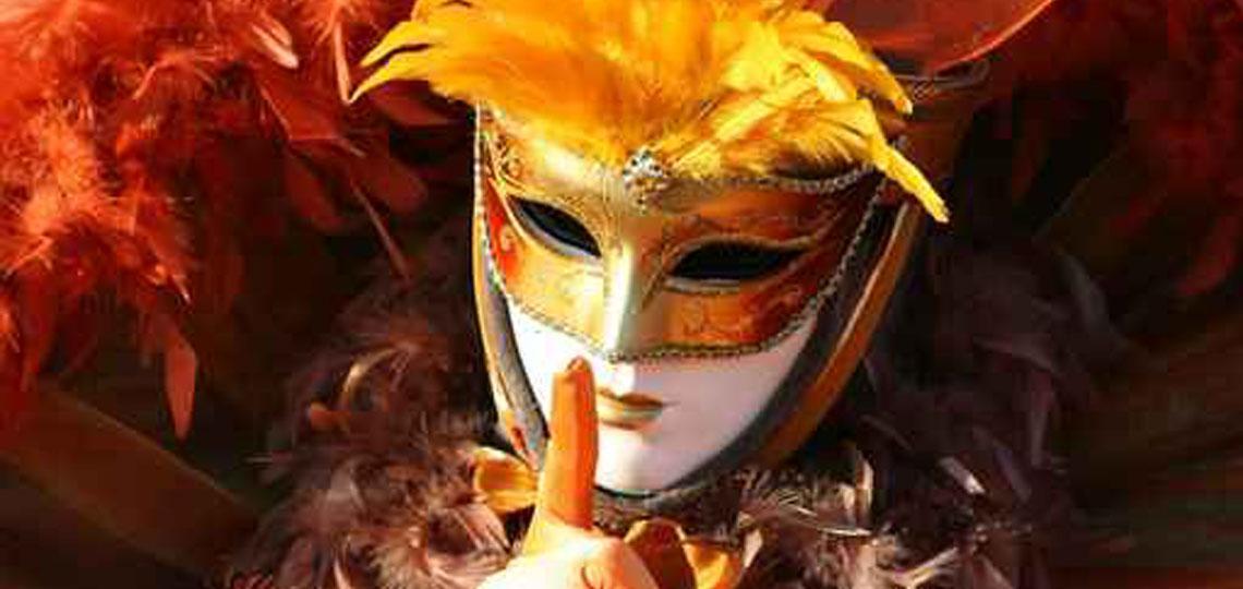 Karneval, Fasching, Jecke Tage, Kostümball