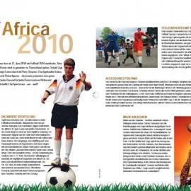 Eventplanung zur WM 2010