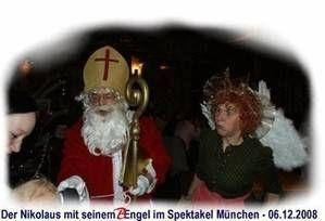 Nikolaus- und Adventsprogramme