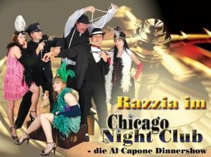 Al Capone - Dinnershow