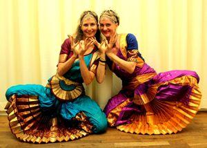 Festliche Indische Tanzshow