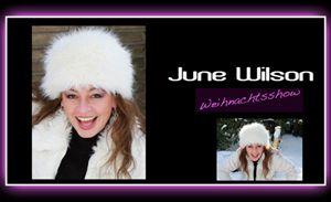 June Wilson Weihnachtsshow