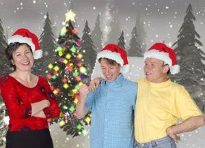 Die Weihnachts-Special-Improshow