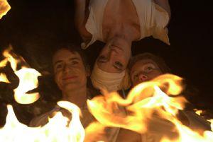 mosaique – Feuerkunst und Artistik