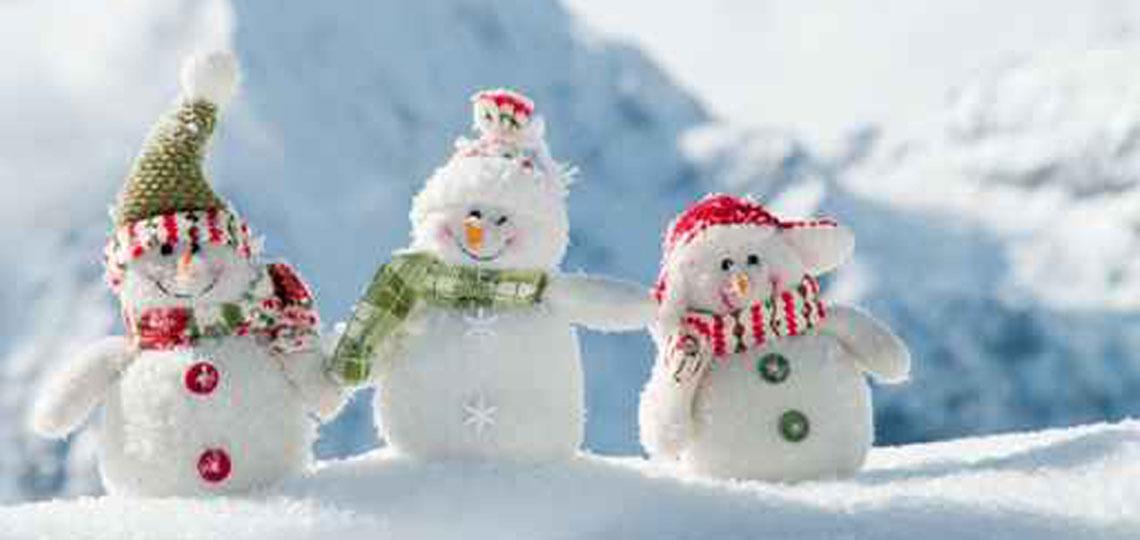 Ideen zum Winterfest: Weihnachtsfeier Special