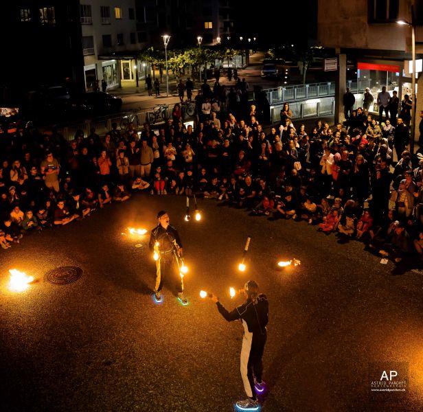 INFERNO ROYAL - Licht- und Feuershow