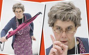 Seniorenkabarett: