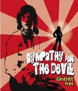 Sympathy for The Devil -Senioren-Party