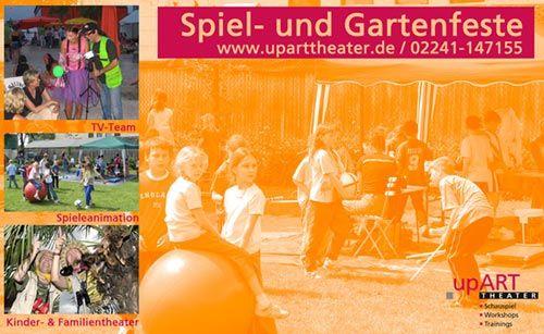 Spiel- und Gartenfeste