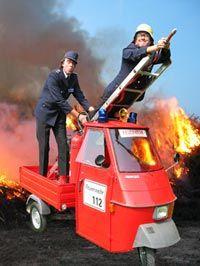 PICO BELLO´s `Verrückte Feuerwehr`