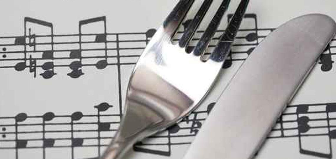 Galamusik und Dinnermusik