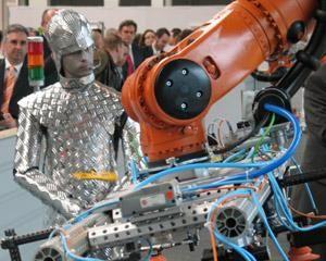 Roboter Pablo Zibes