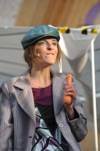 Corina Ratzel, die Quasselstrippe