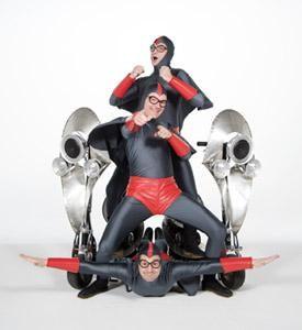 Die Service Super Helden