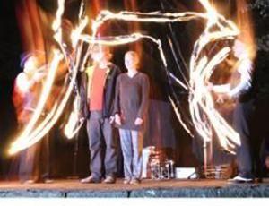 Duo Fuego beim Neustadt Art Festival