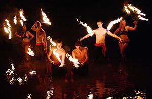 Feuerartistikgruppe