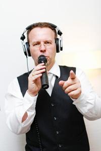 Veranstaltungsmoderation und DJ: DJ Markus