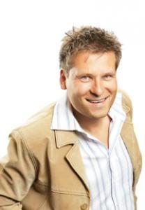 Radiomoderator und Publikumsmagnet Gerd Edler